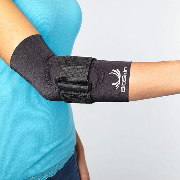 Tennis elbow sleeve