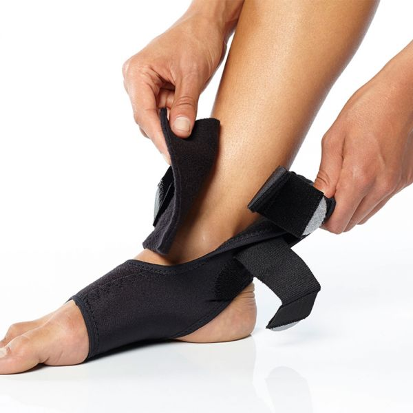 TriLok ankle brace compression sleeve