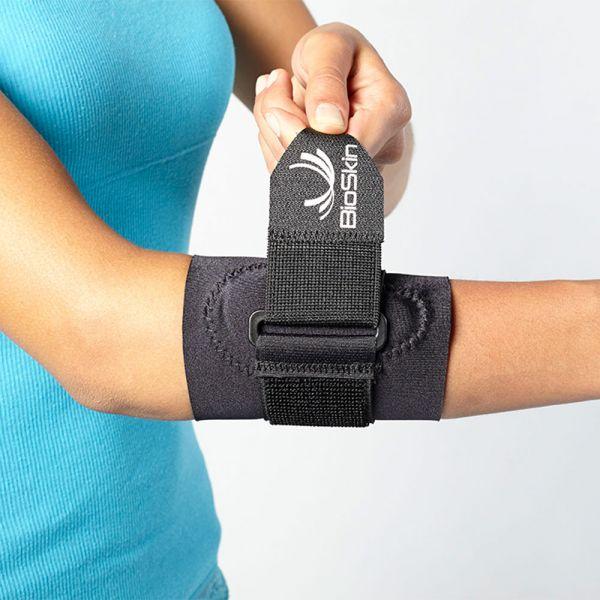 Relieve tennis elbow pain