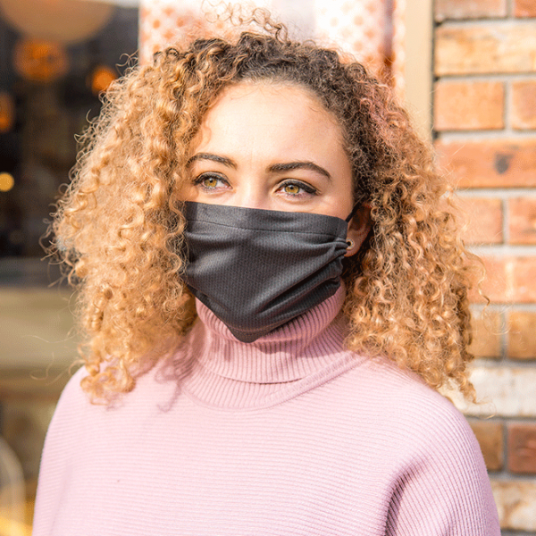 Steel and Stone - Three Pack Fabric Face Mask
