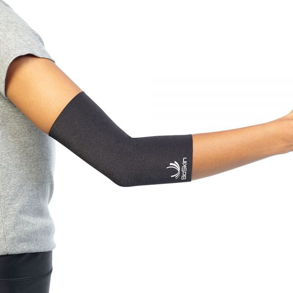 Compression sleeve for elbow pain