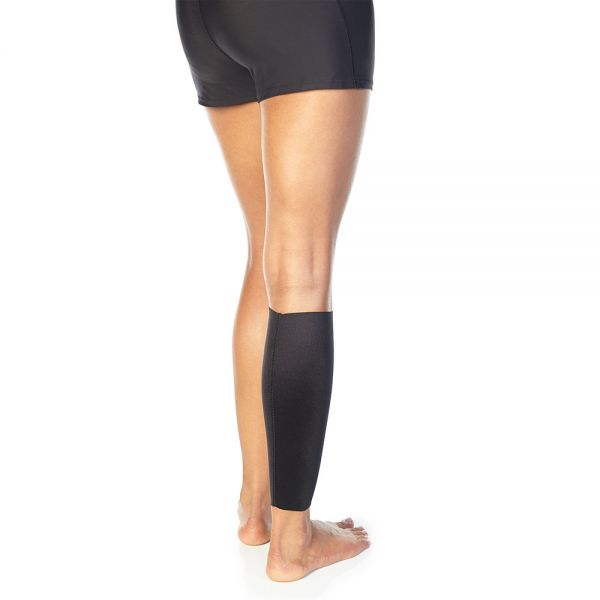 Calf compression sleeve
