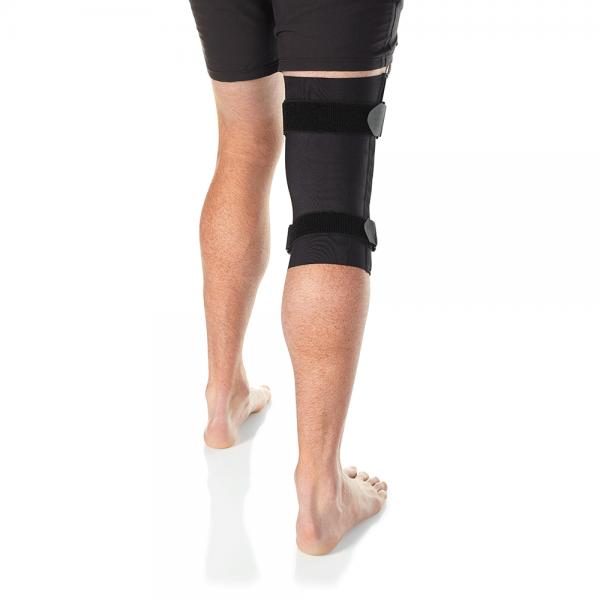comfortable hinge knee brace