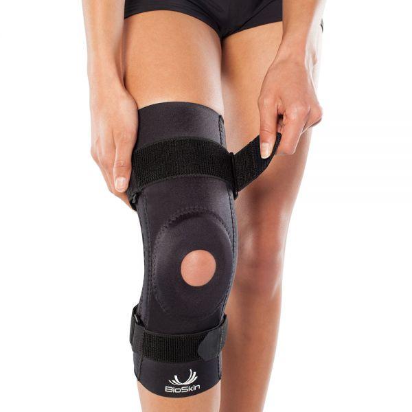 Knee brace for stability