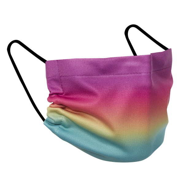Ombré - Three Pack Fabric Face Mask