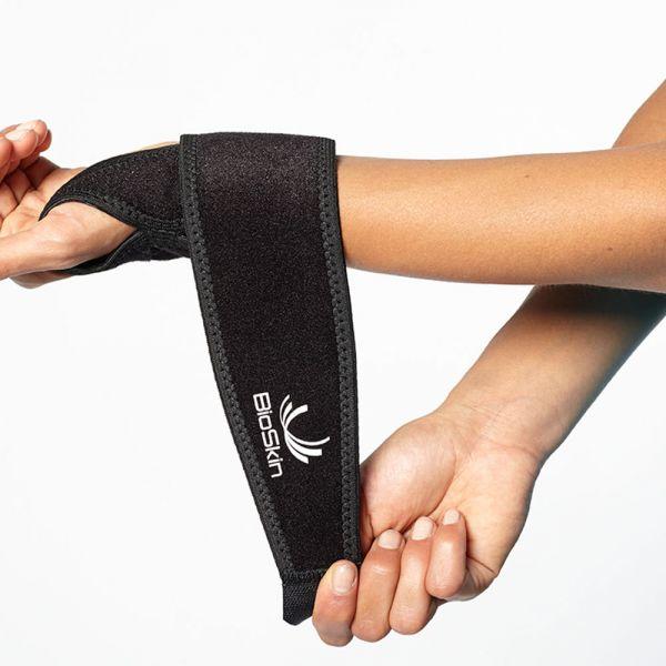 Wrist wrap for stability